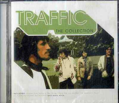 TRAFFIC The Collection CD NEW SEALED