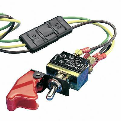 Longacre Combined Ignition & Starter Switch - 2 In 1 Starter & Ignition Switch