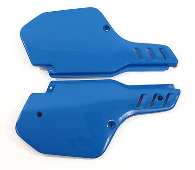 Ufo Kawasaki Kx 125 250 1988 - 1989 Kdx200 90-94 Side Panels Blue 2713