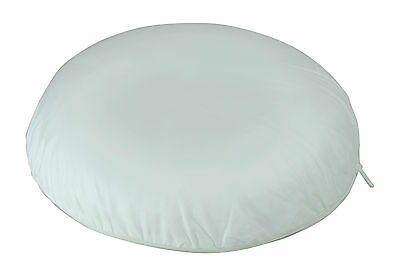 Deep Memory Foam Pressure Relief Ring / Cushion. With Washable Cover