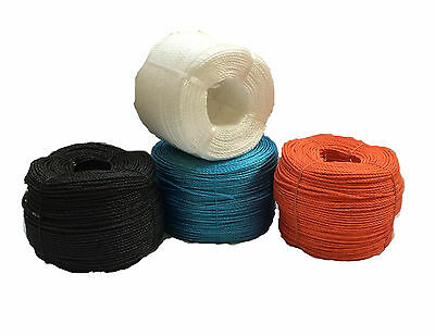 Polypropylene Rope In Metres/Coils -Strong -Floats -Agriculture Sailing camping