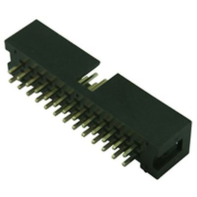 IDC Straight Boxed Header 26 Way (4 Pack)