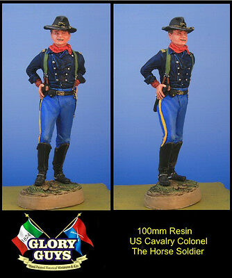 100mm Colonel US Cavalry The Horse Soldier Resin Kit