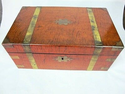 Antique Writing Slope Box C1880's