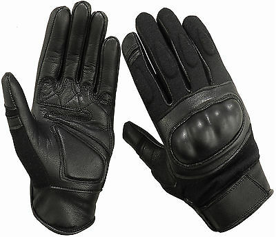 Military Police Swat Tactical Nomex Combat Assault Hard Knuckle Shooting Gloves