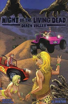Night of the Living Dead - Vol. 3: Death Valley Nr. 1: (von 5) US Wrap Cover