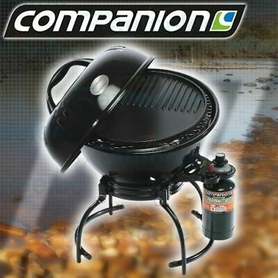 Companion Traveller Portable Outdoor Camping Bbq Gas Grill Barbeque New Comp288