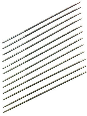 "OREGON 7/32"" (5.5mm) ROUND CHAINSAW FILE - Packs of 12, 6 or 3 Swiss Made Files"