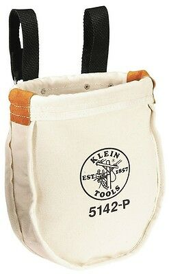 Klein Tools 5142-P Number 8 Canvas Utility Bag with Interior Pocket