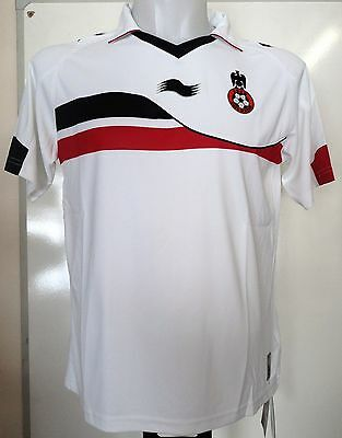 Ogc Nice Cote D'azur 2011/12 S/s Away Shirt By Burrda Size Xl Brand New