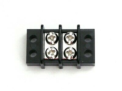 2 BBT Marine Grade 3 Circuit Terminal Blocks w//Clear Safety Cover