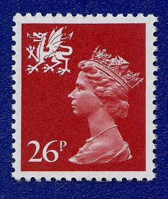 Regional Decimal Definitive Issues - Wales W61 -  ( Multiple Listing ) mnh