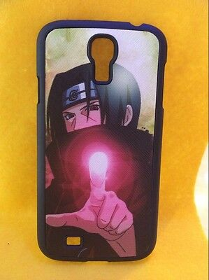 USA Seller Samsung Galaxy S4 Anime Phone case Naruto Cool Uchiha Itachi