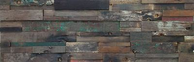 Wall Cladding -- Ancient Boat Timber / Recycled Timber (2 Varieties Available)