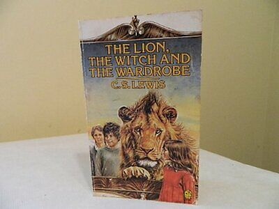 THE LION, THE WITCH AND THE WARDROBE (LIONS) by C. S. LEWIS Book The Cheap Fast