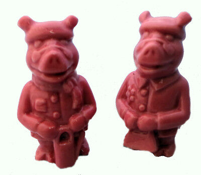 Wade Pink Pig Whimsies Lord Henry and Lady Margaret