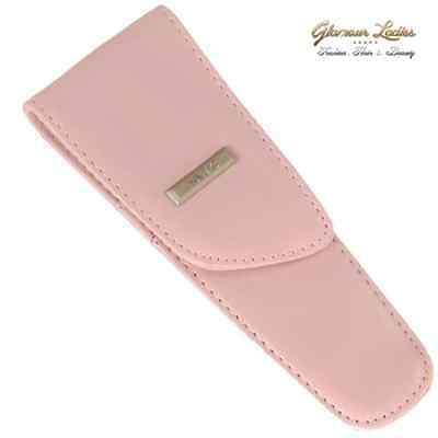 Hairdressing Scissor Holster Pouch, Pink, Professional by Haito, Hair Salon