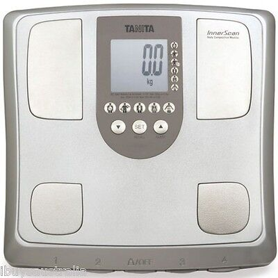 Tanita Digital InnerScan Full Body Composition Scales BC-541 Brand New 541