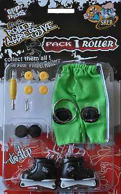 "Idea CHRISMAS  GIFT -  Finger Skate ""Grip & Tricks"" Finger Rollers - Model 21"