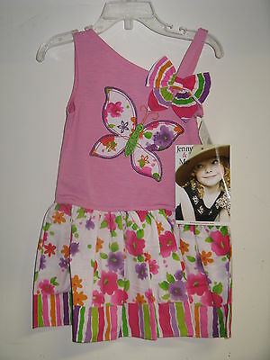 Girls New summer dress outfit by Jenny & Me