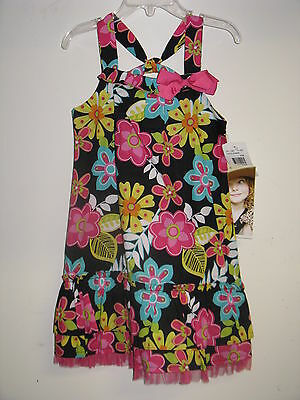 Girls New summer dress outfit by Jenny & Me  Size 4