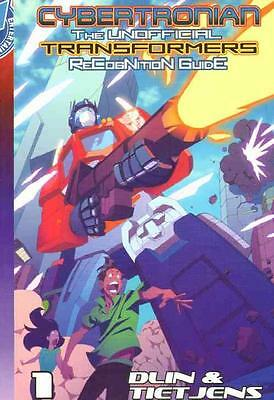 Cybertronian Unofficial Transformers Guide Nr. 1 US 	Kleinformatiges Paperback