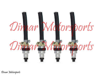 *3 Year Warranty* 2.0L 1.8L 1.6L OEM Flow Matched Fuel Injector Replacement Set