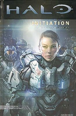 Halo Nr. 1 Initiation US Hardcover