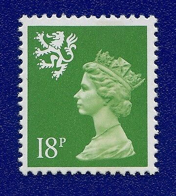 Regional Decimal Definitive Issues - Scotland S60 -  ( Multiple Listing ) mnh