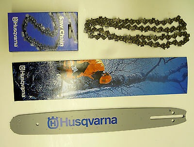 "14"" HUSQVARNA BAR & CHAIN 52 X 3/8 050"" 135 236 MODELS etc ON LIST"