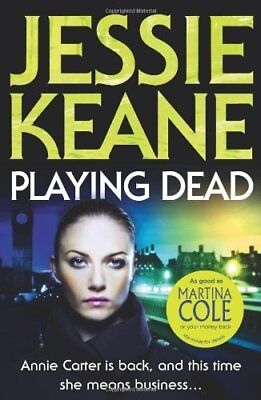 Playing Dead by Keane, Jessie Paperback Book The Cheap Fast Free Post