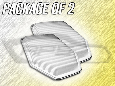 AIR FILTER A35819 FOR 2008 2009 2010 2011 2012 2013 JEEP WRANGLER PACKAGE OF TWO