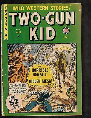 Two-Gun Kid #10 ~1949 Marvel Comic, 52 Pages ~ (3.0) WH