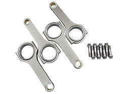 CXRACING H-Beam Connecting Rods for Old VW Audi 1.6D TD IDI Motor 136mm + Bolts