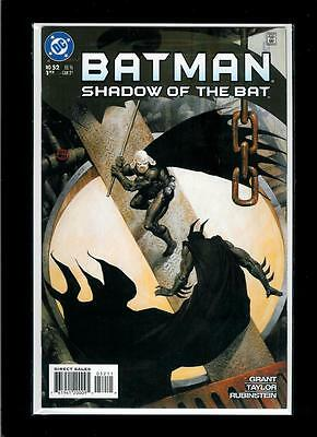 Batman Shadow Of The Bat # 39 DC, 1995, VF // NM Flat Rate Combined Shipping!