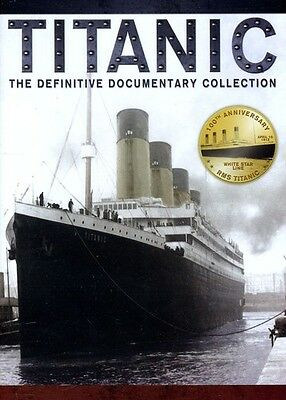 Titanic: The Definitive Documentary Collection [2 Discs] (DVD New)