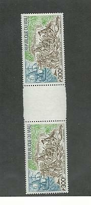 Mali, Postage Stamp, #C325 Mint NH Pair, 1978 (p)