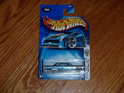 Hot Wheels 2004 First Editions CHEVY IMPALA 1964 #004 Boxed Toys