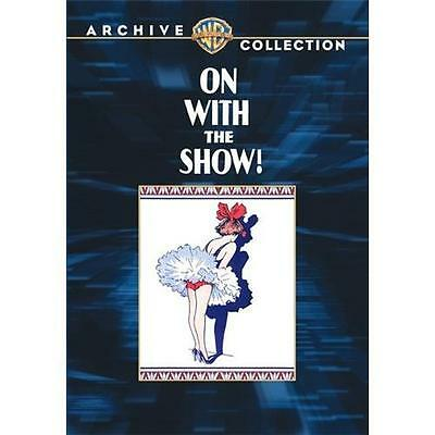 On With The Show (1929) DVD Movie 1929