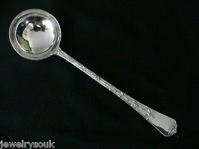 Antique French Sterling Cardeilhac Punch Ladle