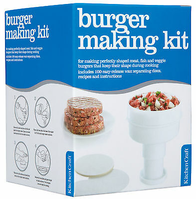 kithenCraft new hamburger press