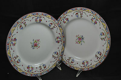 "J G Meakin Richmond Dinner Plate 10""  Kew set of 2"