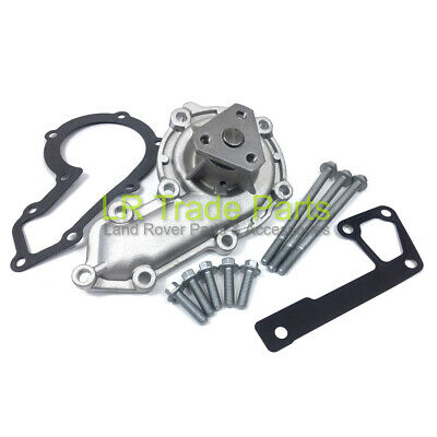 LAND ROVER DISCOVERY /& DEFENDER 300TDI WATER PUMP P GASKET /& BOLTS SET