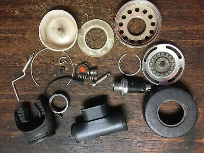 Kit Poseidon Cyklon 5000 2. Stufe Atemregler Service Revision spare parts
