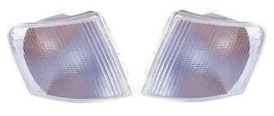 Ford Escort Mk6 1992-1995 Clear Front Indicator Pair Left & Right
