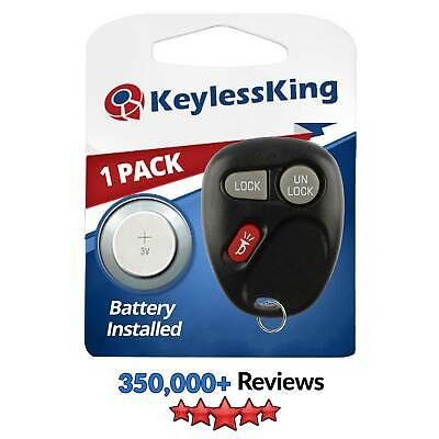 New Replacement Keyless Entry Remote Key Fob Transmitter Clicker for 15732803