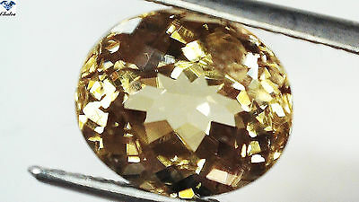 1x Diaspore - oval facettiert 2,64ct. 7,3x8,7x5,3mm (1694QM)