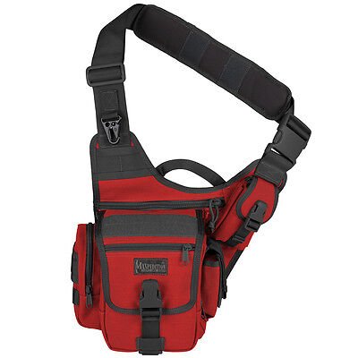 Maxpedition Medical Fatboy Versipack Shoulder Bag First Aid Emergency Pack Red
