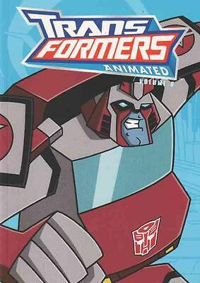 Transformers  The Animated Series Nr. 6 US Kleinformatiges Paperback