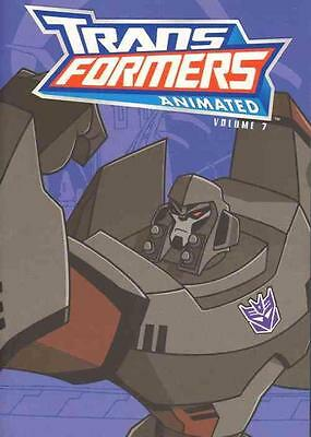Transformers  The Animated Series Nr. 7 US Kleinformatiges Paperback